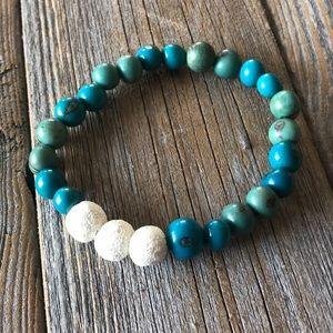 Essential oil diffuser bracelet! BRAND NEW!